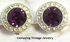 ROYAL VELVET Earrings