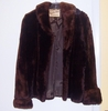Sarah Coventry/Douglas Furs Faux Fur Coat