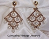 SENORITA Earrings - Goldtone
