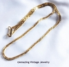 SLICKER Chain - Goldtone