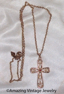 SOLITUDE Cross Necklace