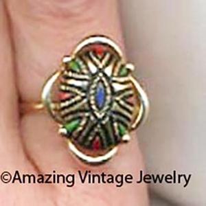 TAPESTRY Ring