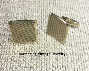 TIMES SQUARE Cuff Links