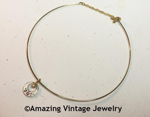 TRACY HOOP Necklace