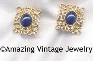 VICTORIA BLUE Earrings