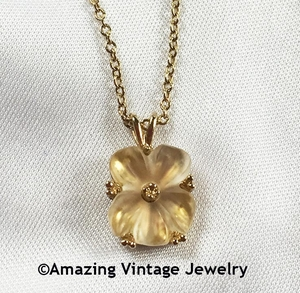 WINDFLOWER Necklace