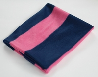 Pink Navy Stripes