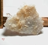 Arkansas Golden Healer and Clear Quartz Cluster with Flying DT Crystal, Cabinet                                                               T Crystal