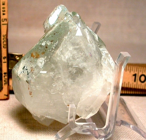 Green Chlorite ET Compound Crystal