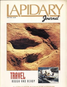 Lapidary Journal, May 1992