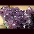 SOLD: AMETHYST PHANTOM ROCK CRYSTAL CLUSTER, CALCITE RIBBON - Exotic, From Brazil