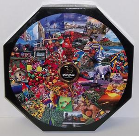 Puzzle 50th Commemorative 500 Piece Circle