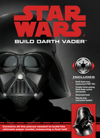Becker and Mayer 3D Darth Vader Paper Model Kit