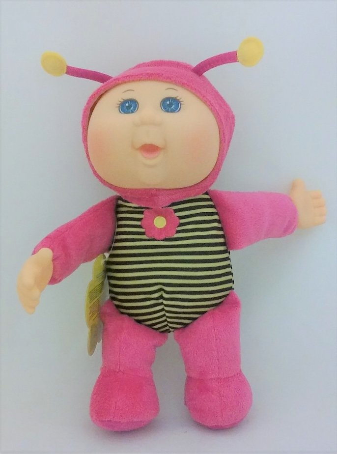 Cabbage Patch Kids Cuties Garden Party Macie Bumble Bee