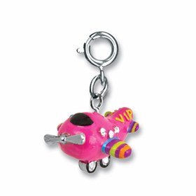CHARM IT! Airplane Charm