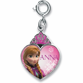 CHARM IT! Anna Crown Heart Charm
