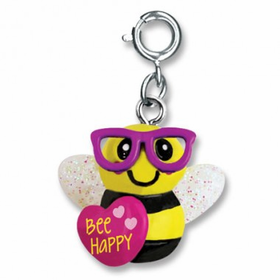 CHARM IT! Bee Happy Charm