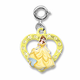 CHARM IT! Belle Heart Charm