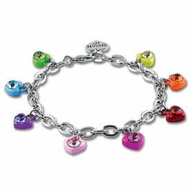 CHARM IT! Candy Heart Bracelet