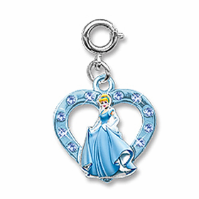 CHARM IT! Cinderella Heart Charm