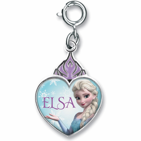 CHARM IT! Elsa Crown Heart Charm
