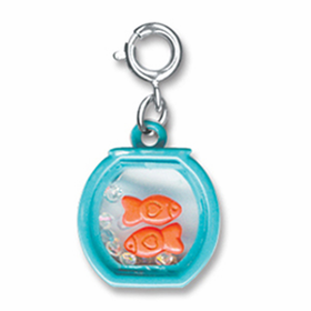CHARM IT! Fish Bowl Charm