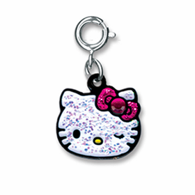 CHARM IT! Hello Kitty Glitter Charm