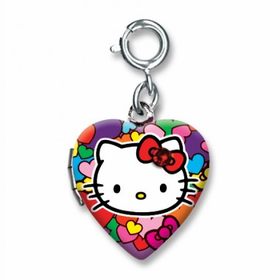 CHARM IT! Hello Kitty Heart Locket Charm