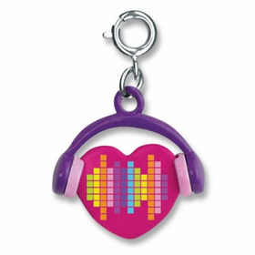 CHARM IT! Music Heart Charm