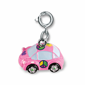 CHARM IT! Peace Car Charm