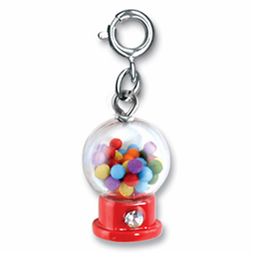 CHARM IT! Retro Gumball Machine Charm