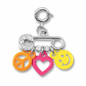 CHARM IT! Safety Pin Charm