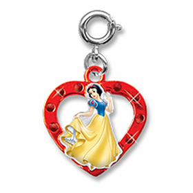 CHARM IT! Snow White Heart Charm