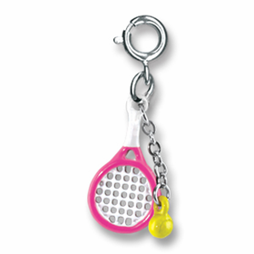CHARM IT! Tennis Racquet Charm