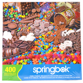 Puzzle Chocolate Sensation 400 Piece