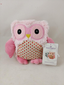 Cozy Plush Warmies Owl