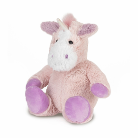 Cozy Plush Warmies Unicorn