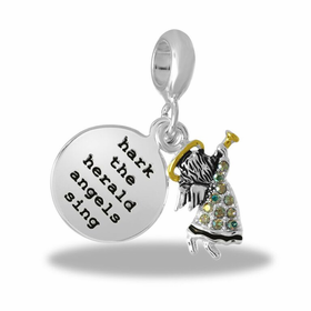 Davinci Beads Angel Duo Dangle