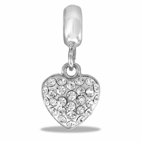 DAVINCI BEADS APRIL HEART