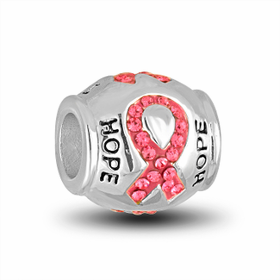 Davinci Beads Breast Cancer Awareness