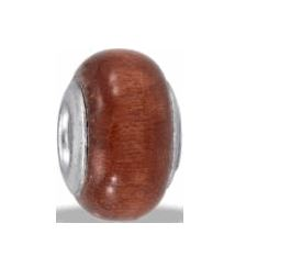 Davinci Beads Cherry Wood