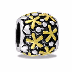 Davinci Beads Daisy Two Tone