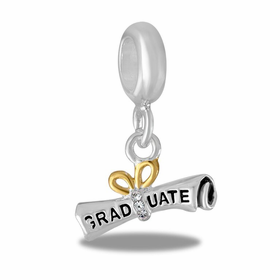 Davinci Beads Diploma Dangle