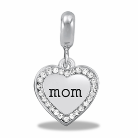 Davinci Beads Duo Mom Heart
