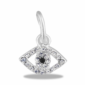 Davinci Beads Inspirations Crystal Eye Charm