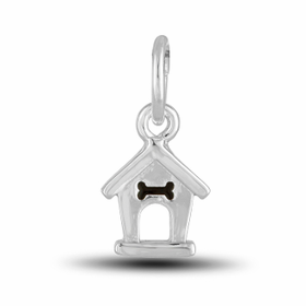 Davinci Beads Inspirations Doghouse Charm