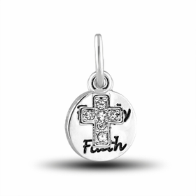Davinci Beads Inspirations FAMILY & FAITH Charm