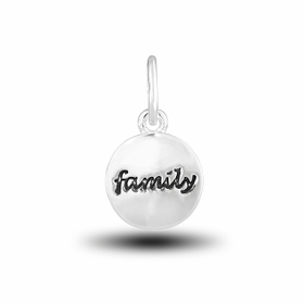 Davinci Beads Inspirations FAMILY Medalion Charm