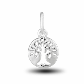 Davinci Beads Inspirations Family Tree Filagree Charm
