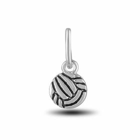 Davinci Beads Inspirations Volleyball Charm